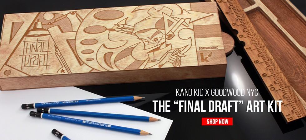FINAL DRAFT by kaNO X GOODWOODNYC