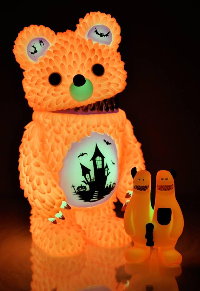 Halloween Haunted Castle Muckey By Instinctoy