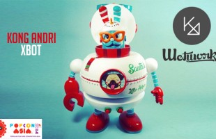 Norton Xbot By Kong Andri x Wetworks