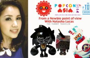Popcon Asia 2014 Non Collectors Experience With Natasha