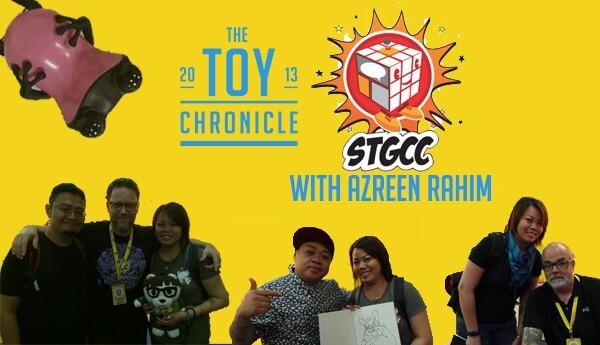 STGCC with Azreen Rahim