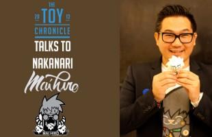 TTC Talks to Nakanari aka Tony Shiau