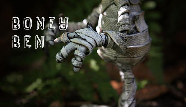 Boney Ben by UME Toys