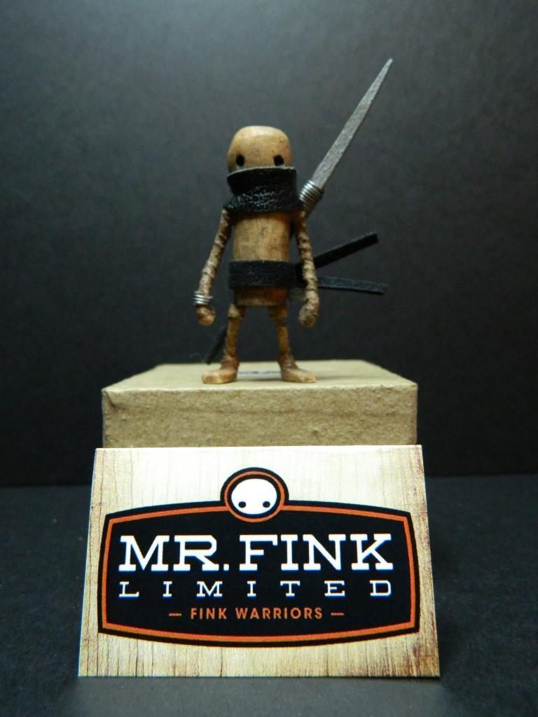 mr fink limited - fink warriors