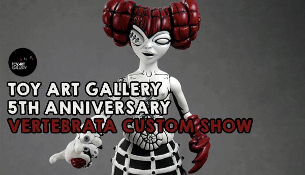 TAG 5th Anniversary Vertebrata Custom Show
