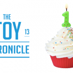 the toy chronicle first birthday