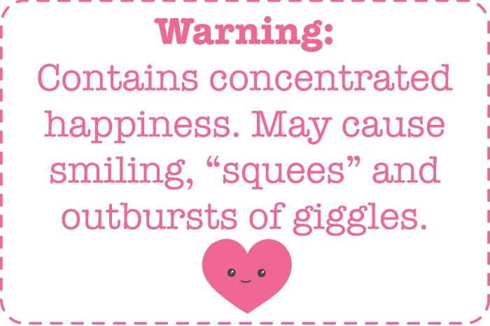 warning usagi