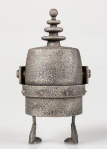 Chatter Bot just robots  back