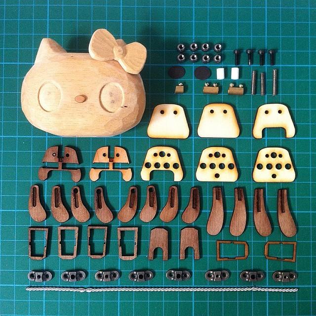 Hello Kitty JANM By TADO build