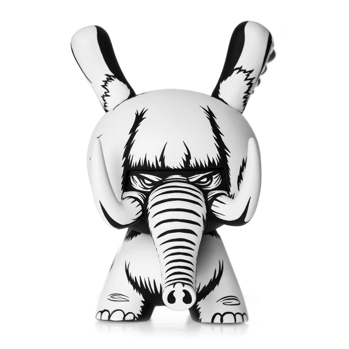 Jon Paul Kaiser Mammoth custom Dunny white F