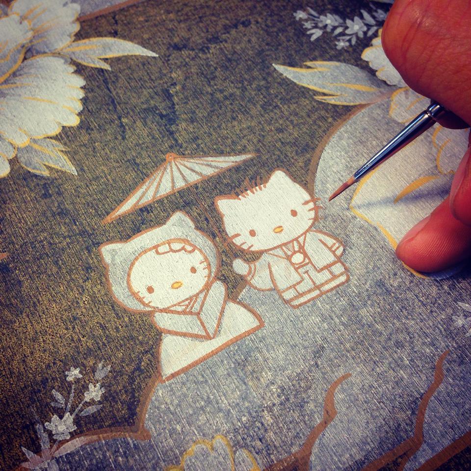 Martin Hsu Hello Kitty JANM