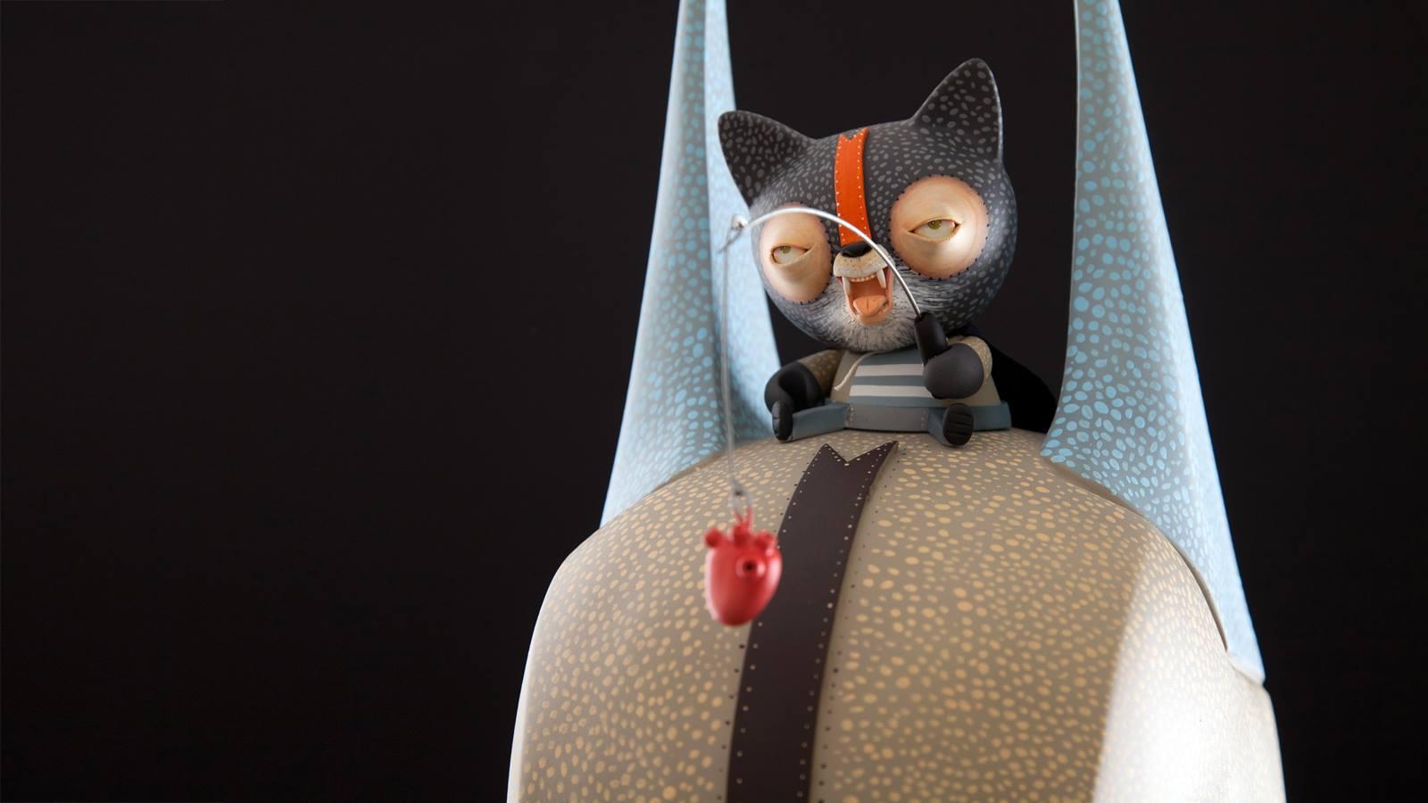 Mr Mitote Batman 75 MX Photography- Sebastian Sepulveda close up