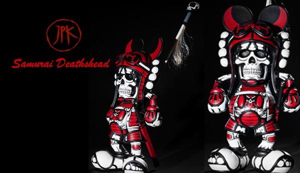 Samurai-Deathshead-by-Jon-Paul-Kaiser-The-Toy-Chronicle--banner-