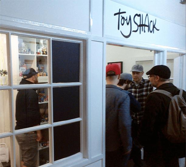 Toy Shack, Walthamstow