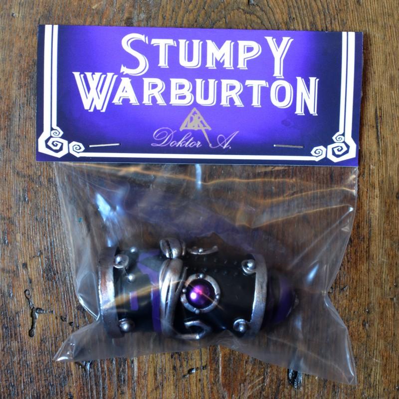 Stumpy Warburton Mourning edition DoktorA bagged
