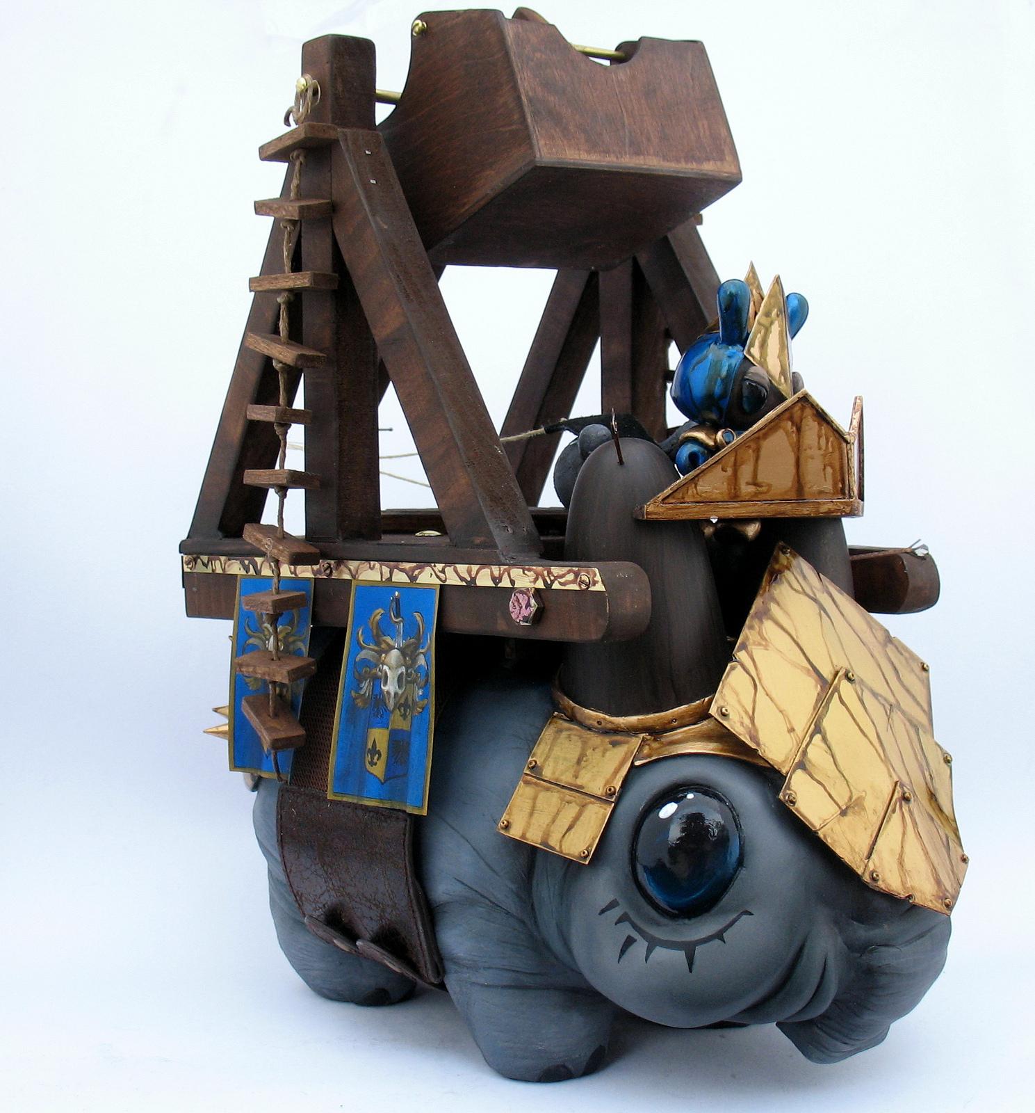 The Trebuchet Mammophant Fplus 2