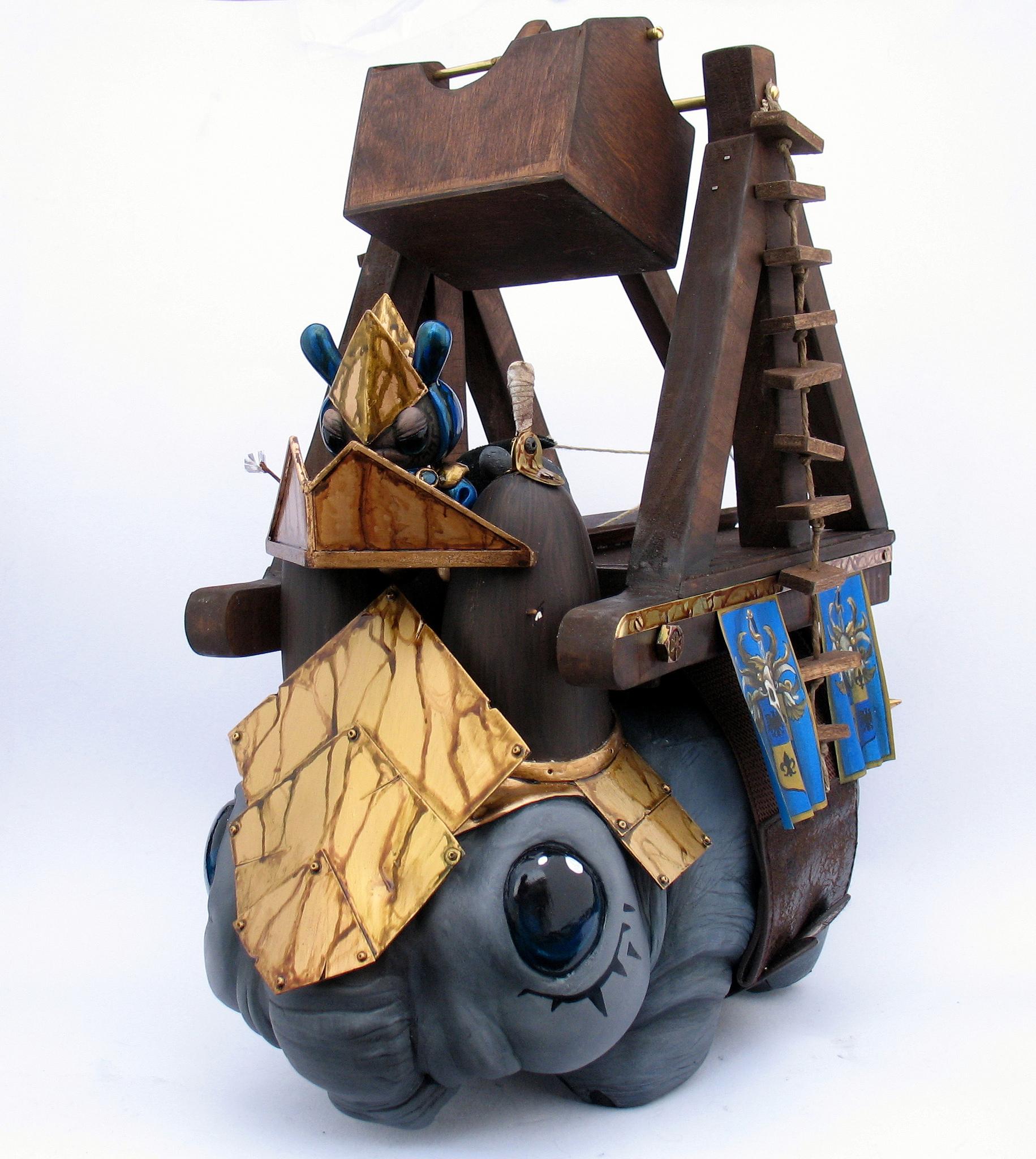 The Trebuchet Mammophant Fplus