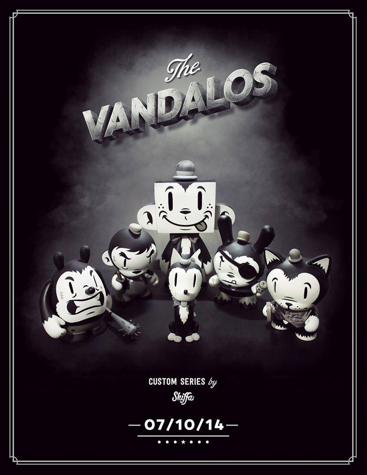 The Vandalos Shiffa