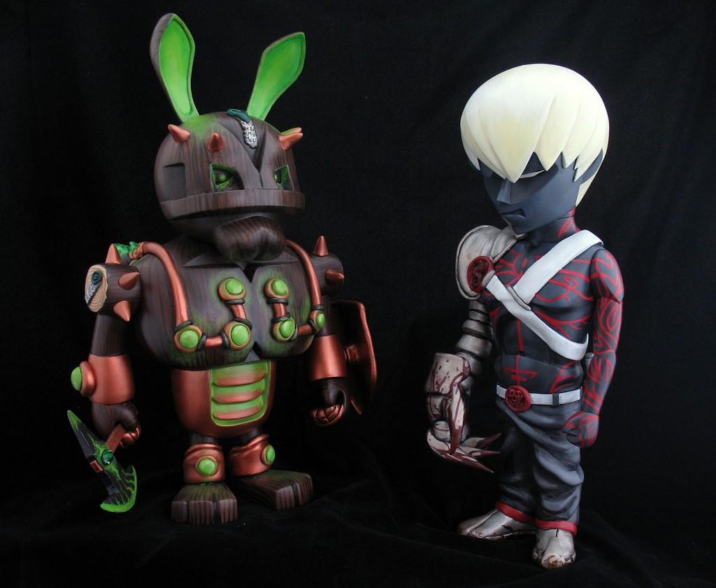 True Enemies Fplus coarse toys