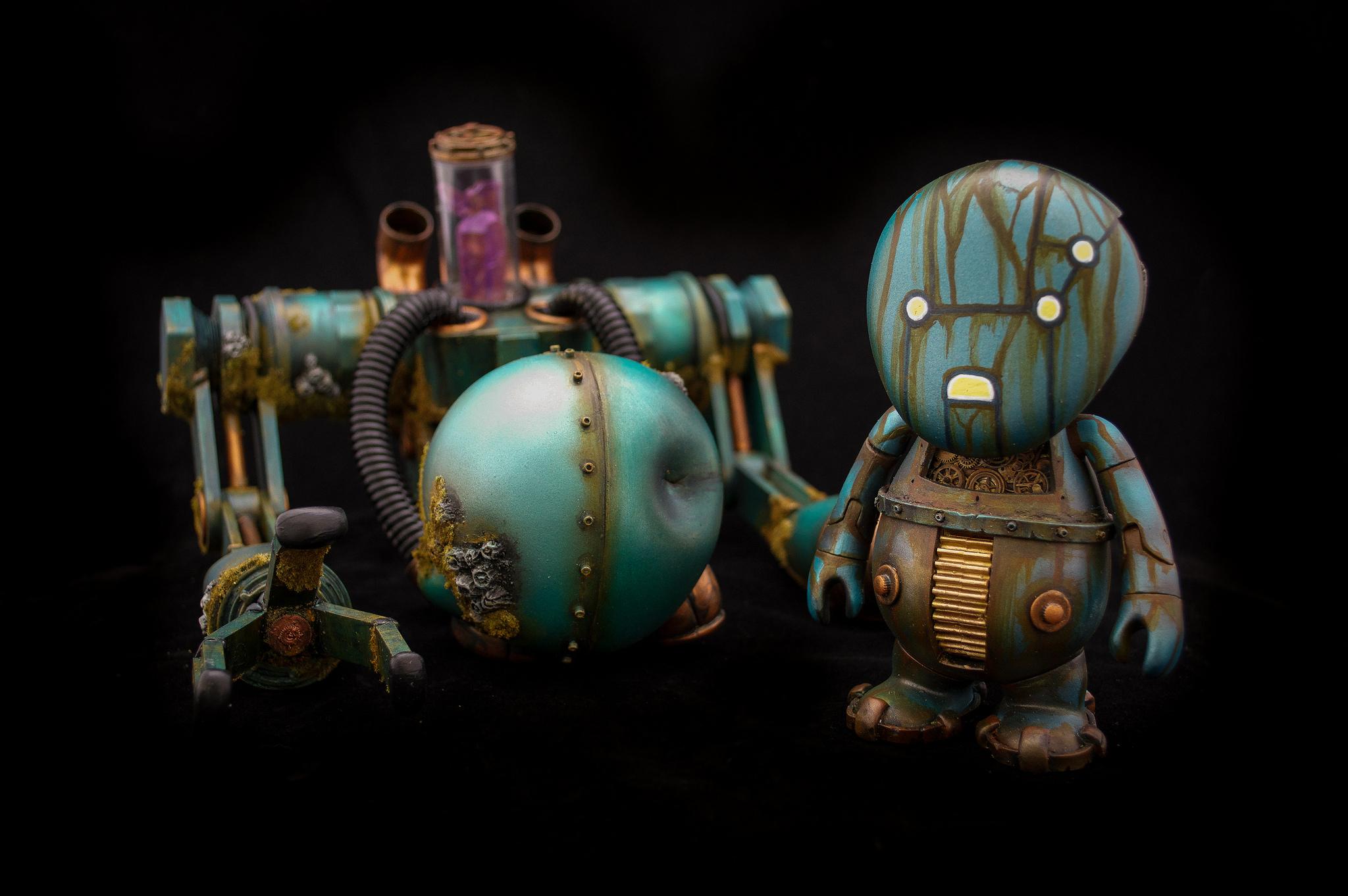 Undersea Excavator josh pearce fplus 2