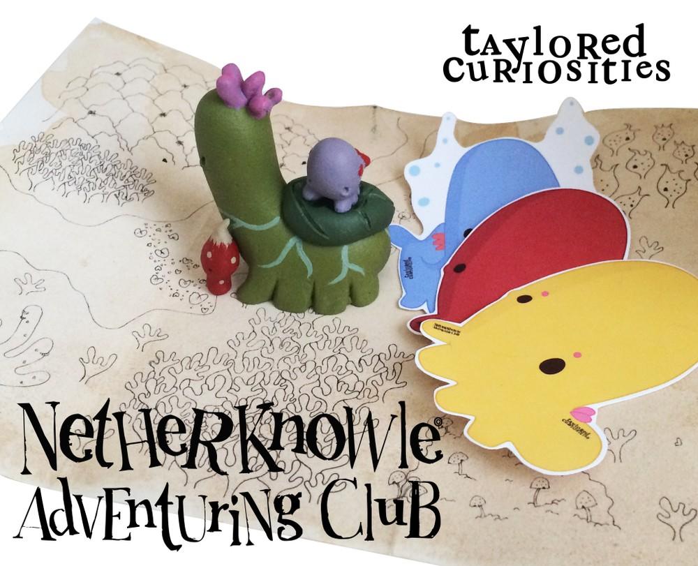 pockeldip_nac_netherknowle_adventuring_club_taylored_curiosities_sculpt_handmade_ooak_original_designer_toy_map (1)
