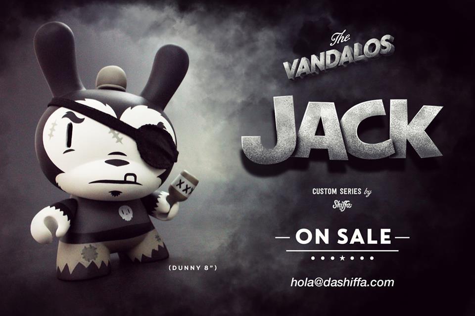 the vandalos shiffa Jack