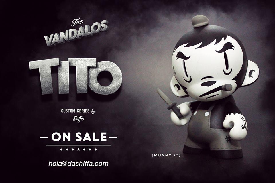 the vandalos shiffa Tito