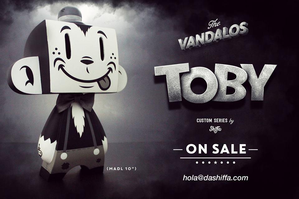 the vandalos shiffa Toby