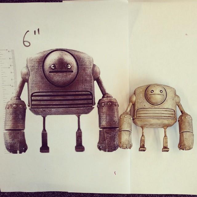 Big Strong Bot