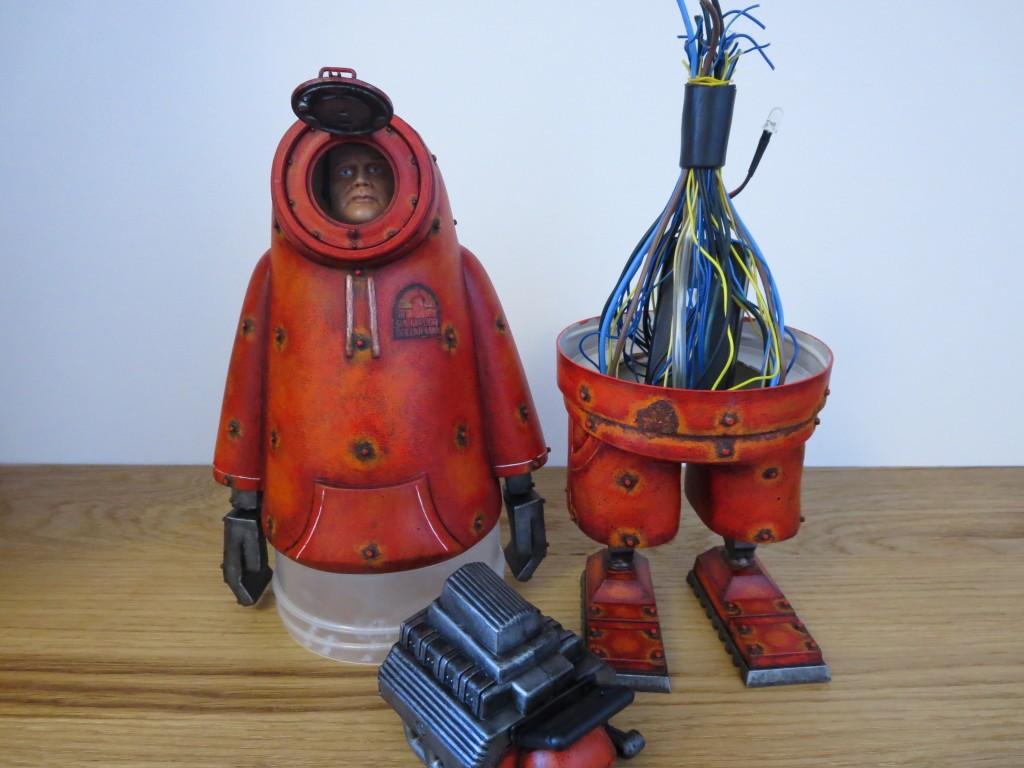 Bionic Bamba By Jim Magee