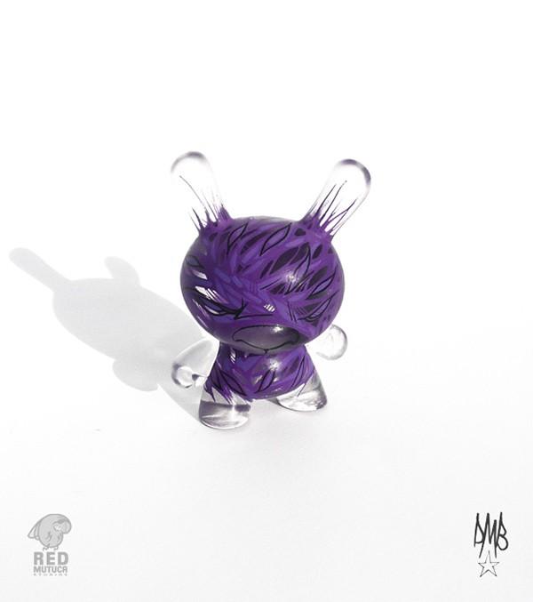David Bishop AKA RunDMB  purple