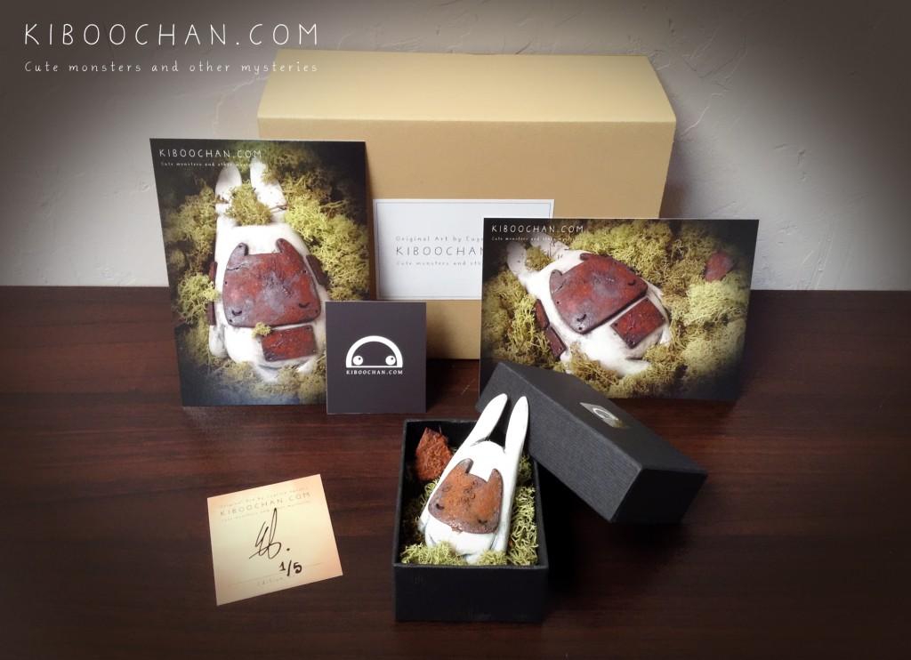 Little Black Box By Kiboochan little misteries
