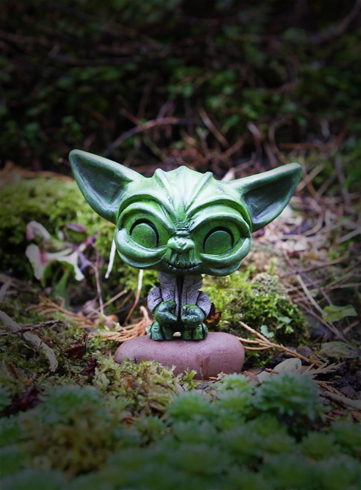 Ozzie by UMEToys Richard Page Yoda 2
