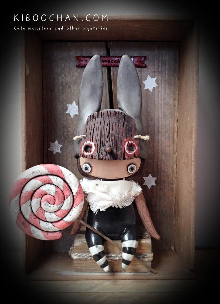 Pinocchio Kiboochan full