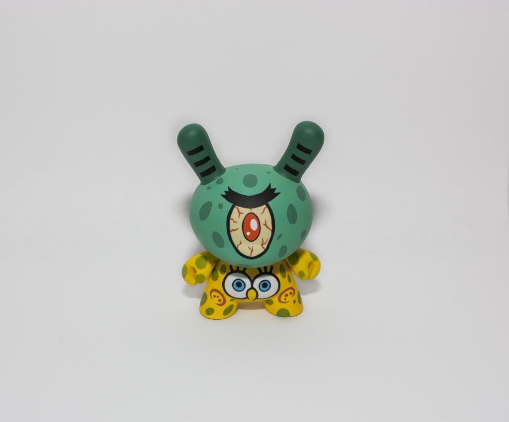 Plankton Vs Bob By WuzOne front