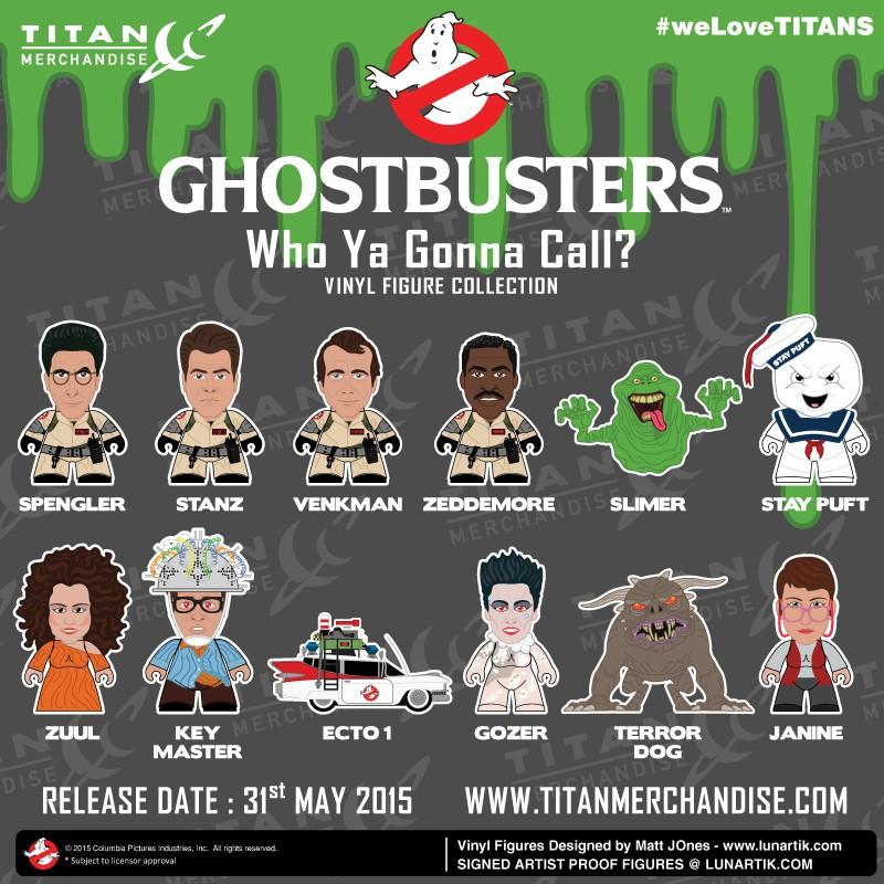Ghostbuster x Lunartik