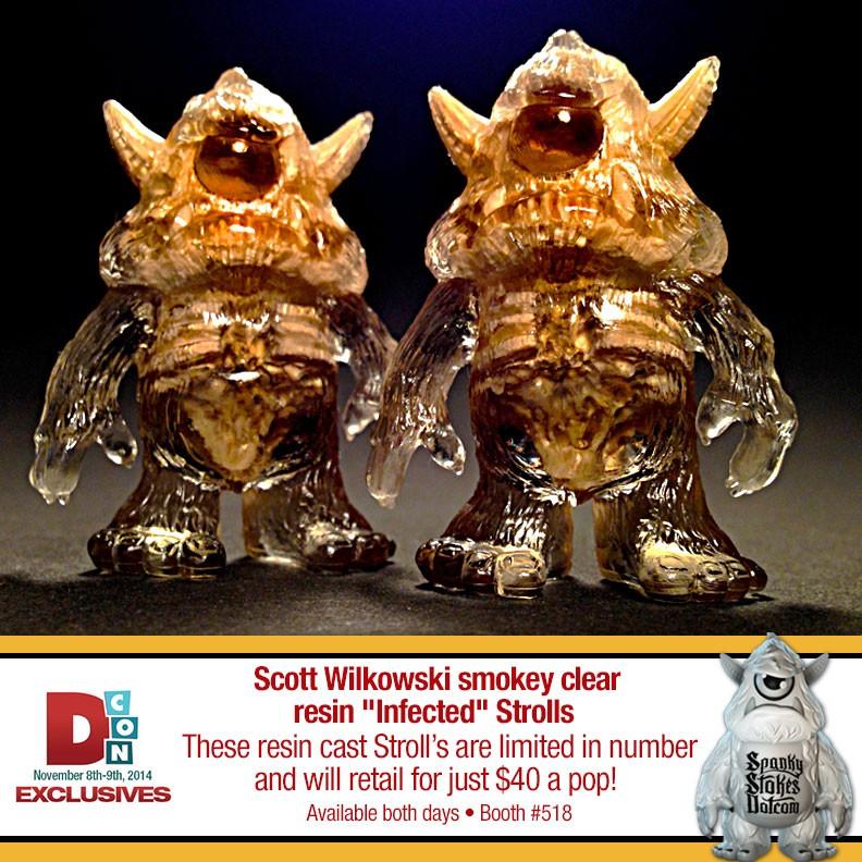 Scott Wilkowski Infected Stroll DCon