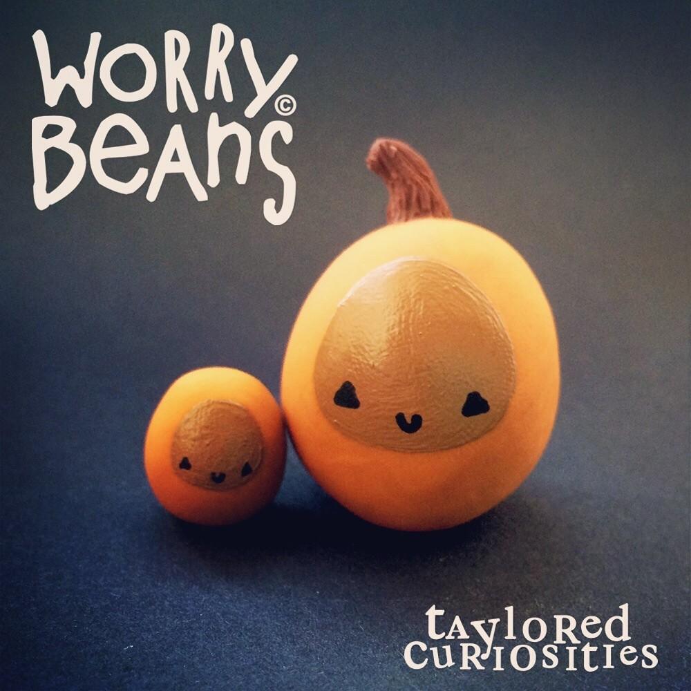 Worry beans Pumpkin Taylored curiosities