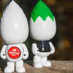 Brewce Hophead Designer Toy Beer