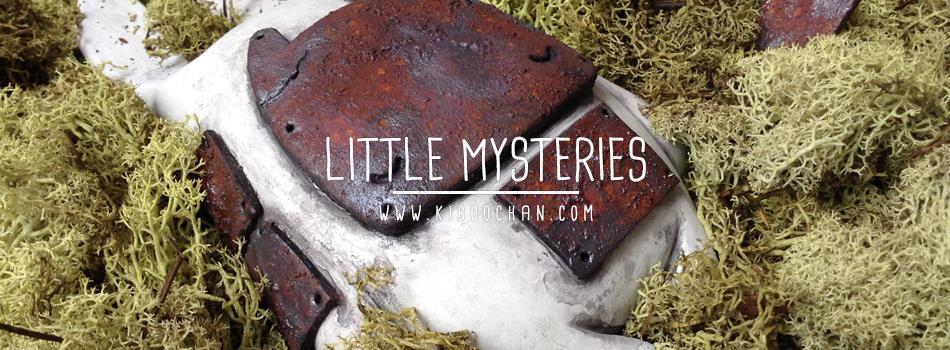 little mysteries Little Black Box By Kiboochan long banner