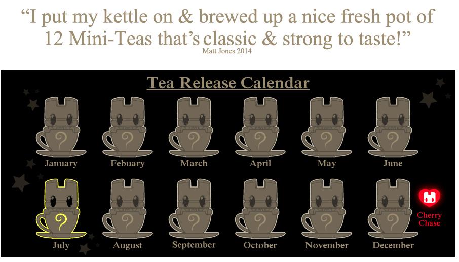 Anniversary of Lunartik in a Cup of Tea Matt Jones Year of the Tea