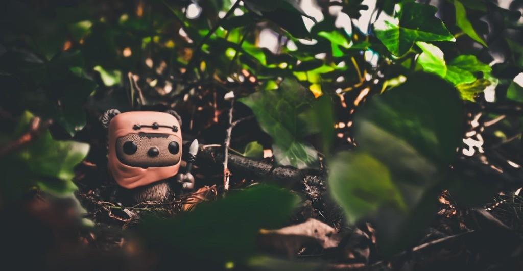 Coffee Cup Robot Funko Ewok