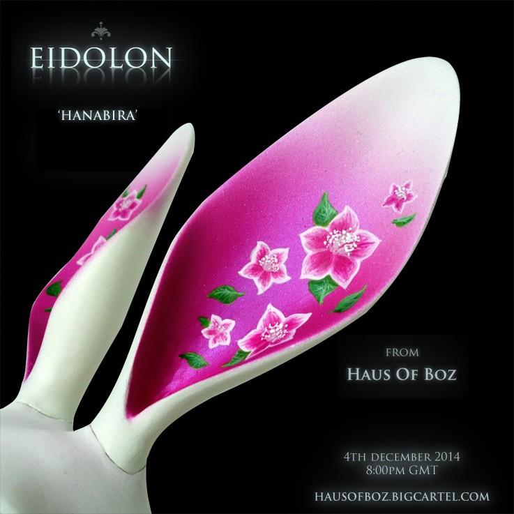 Eidolon Hausofboz Hanabira resin figure ears