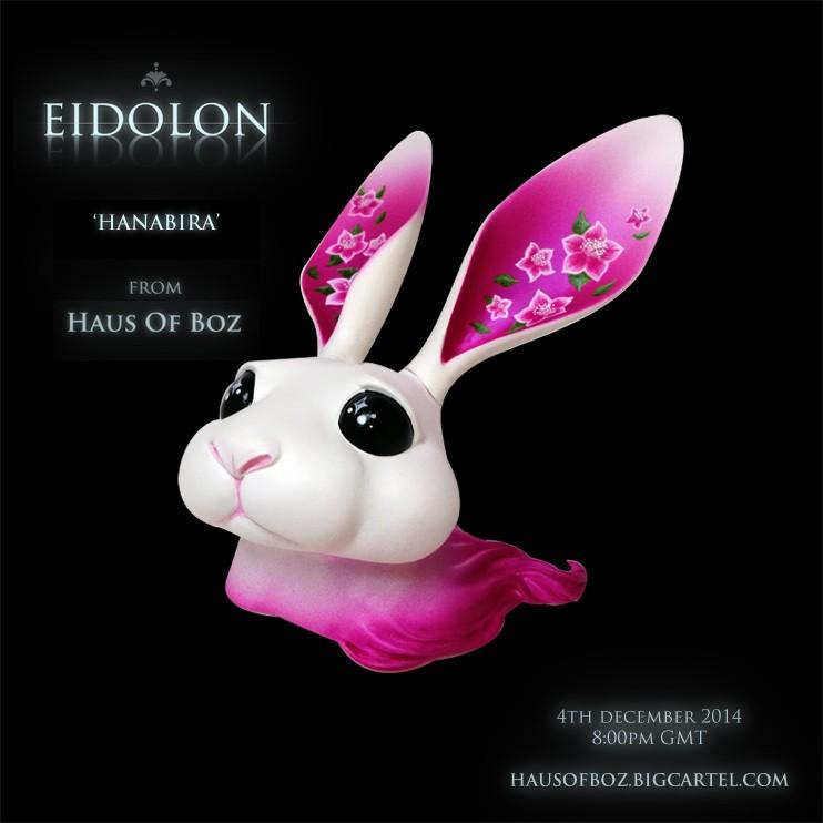 Eidolon Hausofboz Hanabira resin figure