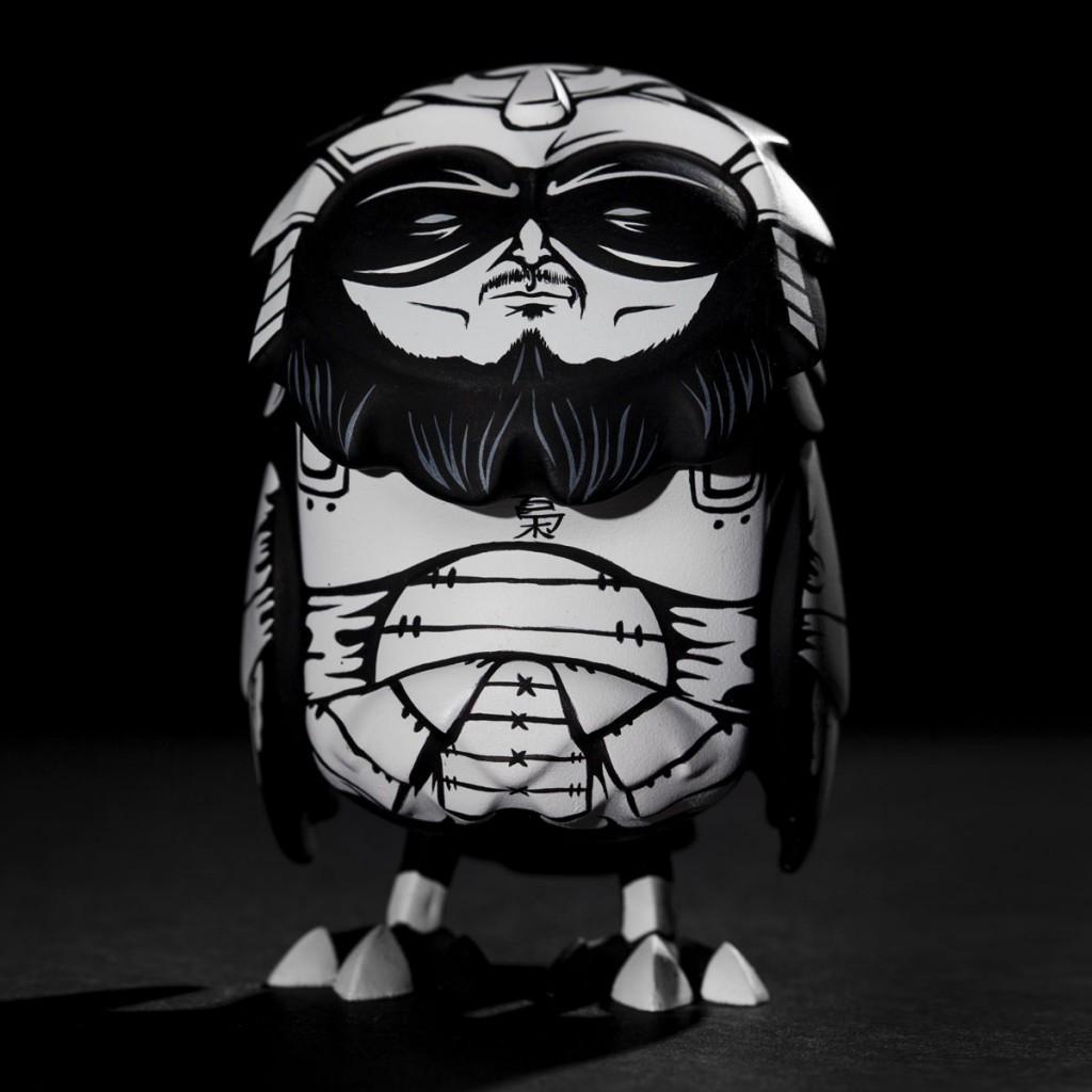 JPK Samurai Coarse Omen black
