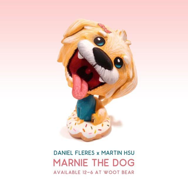Marnie The Dog Daniel Fleres