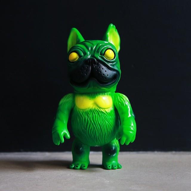 Mr Grouch paulus hyu for toyartgallery