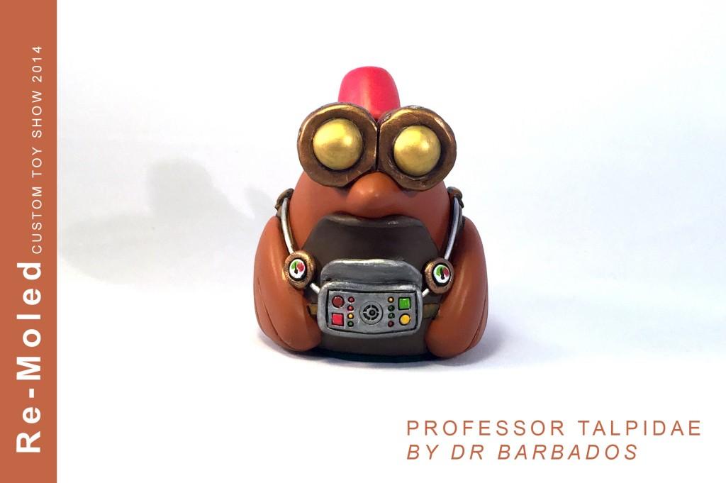 Professor Talpidae By Dr Barbados F Mole XL