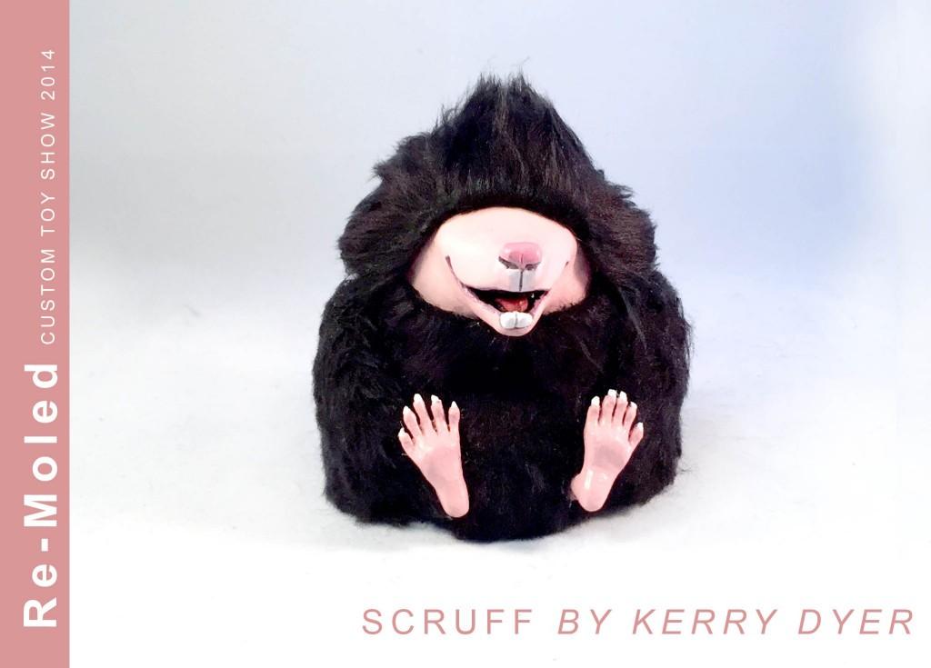 SCRUFF By Kerry Dyer
