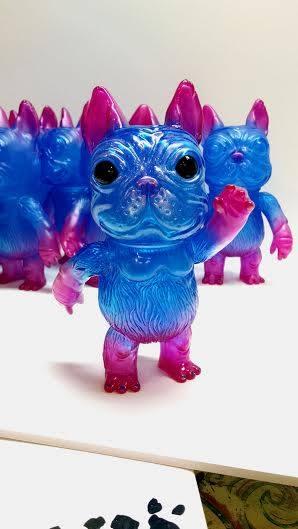 Sleepwalker Nimbus topheroy edition Paulus Hyu Susanto Chauskoskis Kurobokan blue